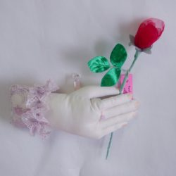 rose hand object